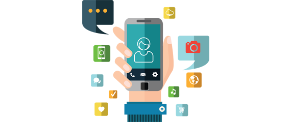 Mobile App Development : Microcen Web Technology Pvt Ltd